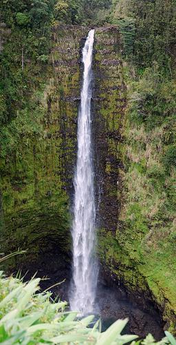 Akaka Falls, Akaka Falls State Park, Waterfall, Hawaii