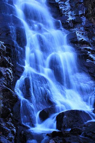 Amicalola Falls, Waterfall, Georgia
