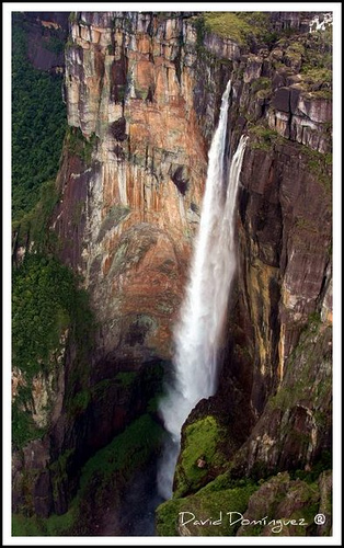 Angel Falls, Venezuela, Canaima National Park, Waterfall