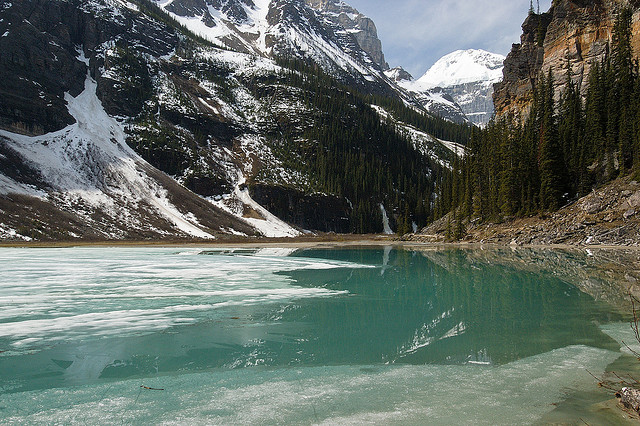 banff national park, banff, lake louise, alberta, canada, rocky mountains