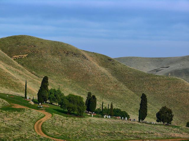 black diamond mines regional preserve, california
