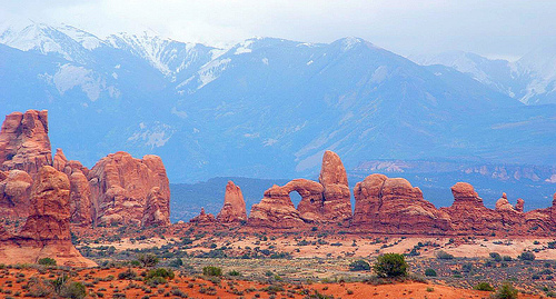 arches national park, arches, utah