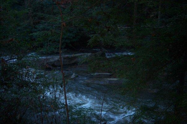 chattahoochee national forest, river, georgia