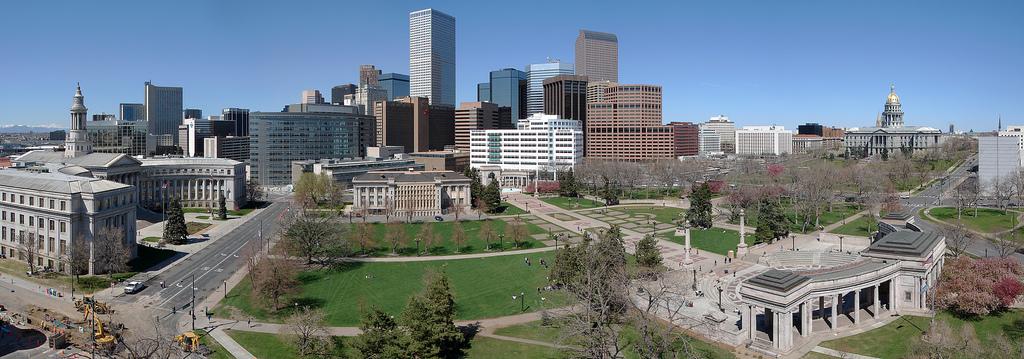 Civic Center Park, Denver Colorado, Denver