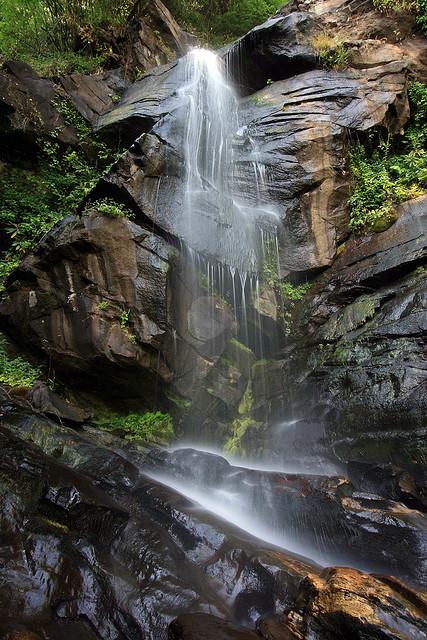 Cochran Falls, Chattahoochee National Forest, Waterfall