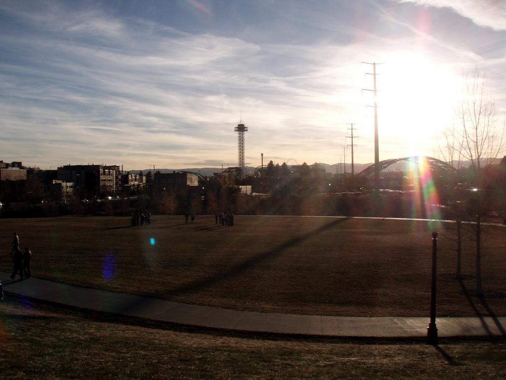 Commons Park, Denver, Denver Colorado, Denver Skyline