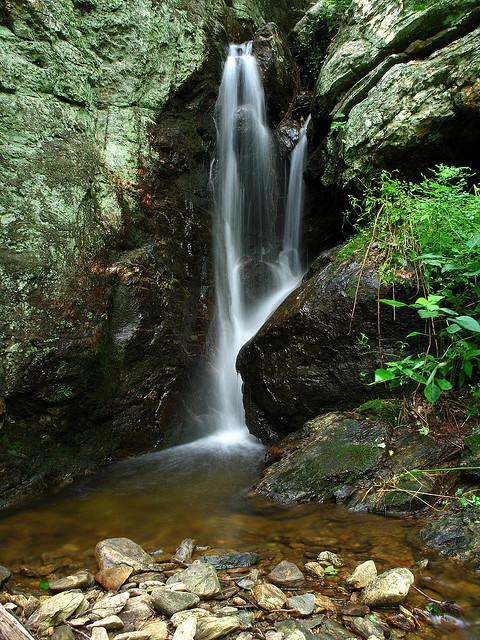 Cow Creek Falls, Chattahoochee National Forest