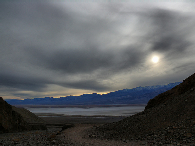 Tatooine, badwater basin, death valley, death valley national park, california