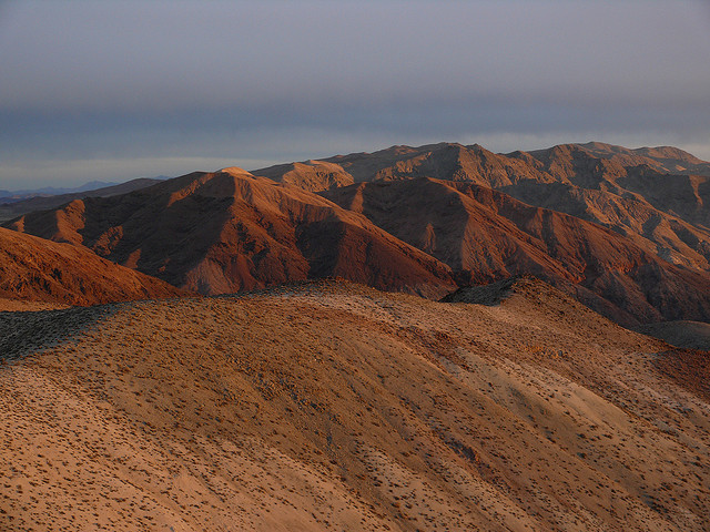 Dante's View, Death Valley, Death Valley National Park, California, Tatooine