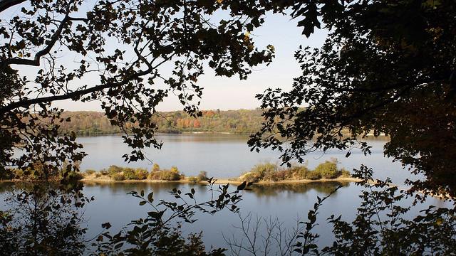 Eagle Creek Park, Indianapolis, Indianapolis, Indiana, Lake