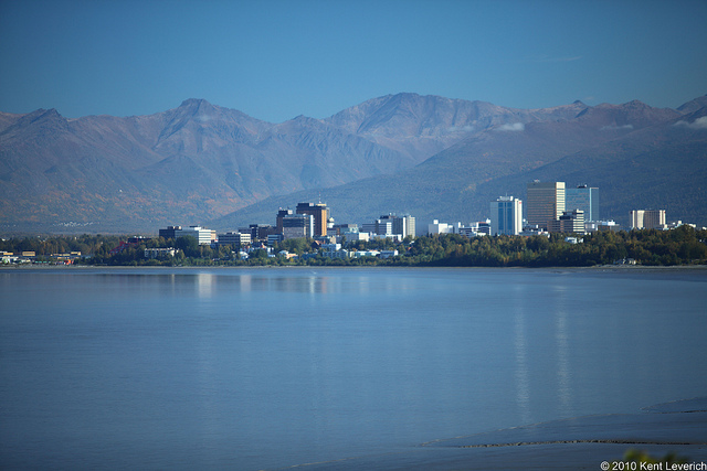 earthquake park, anchorage alaska, alaska, anchorage, anchorage skyline