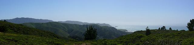 golden gate national recreation area, california