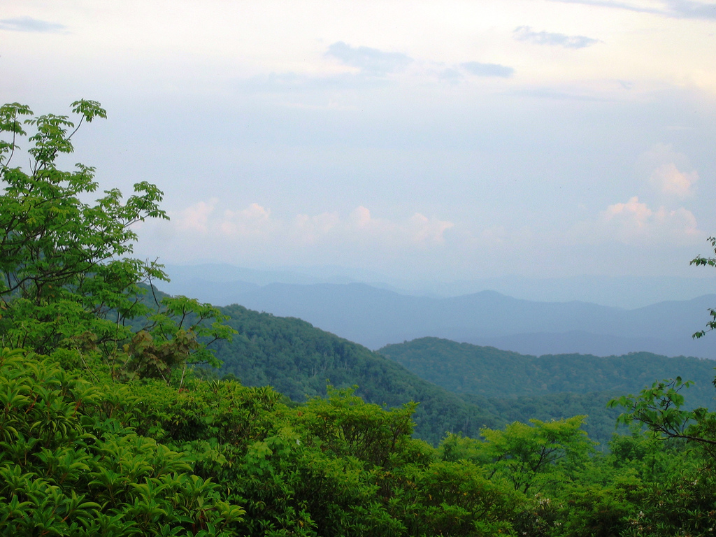 great smoky mountains national park, great smoky mountains