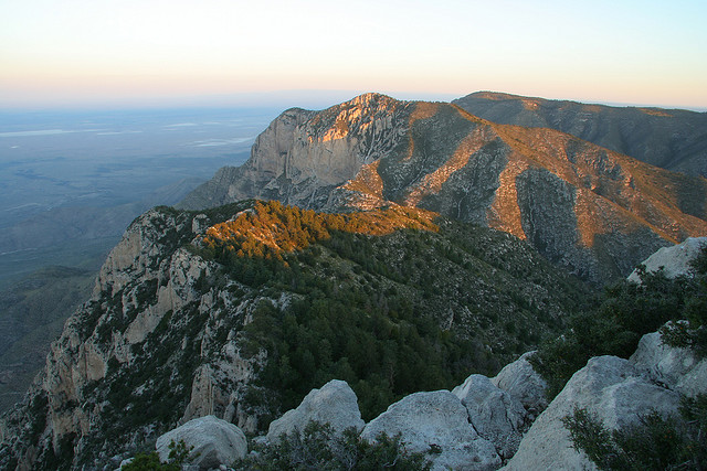 guadalupe mountains, guadalupe mountains national park