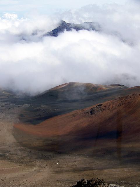 Haleakala National park, Hawaii, Haleakala