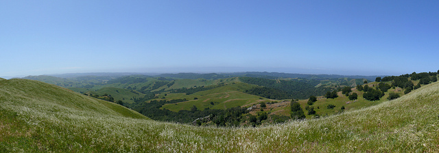 las trampas regional wilderness, california