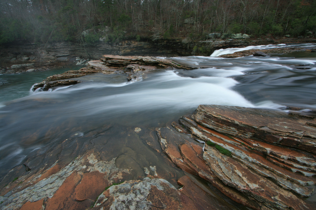 little river canyon national preserve, little river canyon, alabama