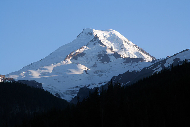 Mt. Baker, Whatcom County, Snoqualmie National Forest