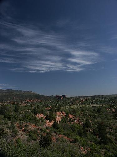 red rock canyon open space, colorado springs, colorado, el paso county