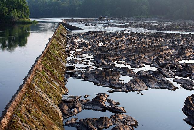 savannah river, evans georgia, columbia county, savannah rapids park