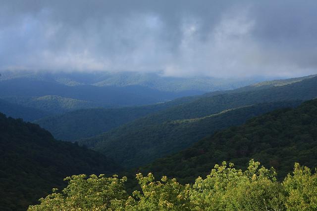 Nantahala National Forest, Clay County