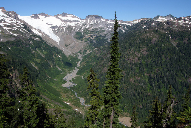 Snoqualmie National Forest, Whatcom County Washington