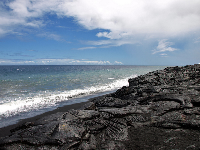 volcanoes national park, hawaii, volcano