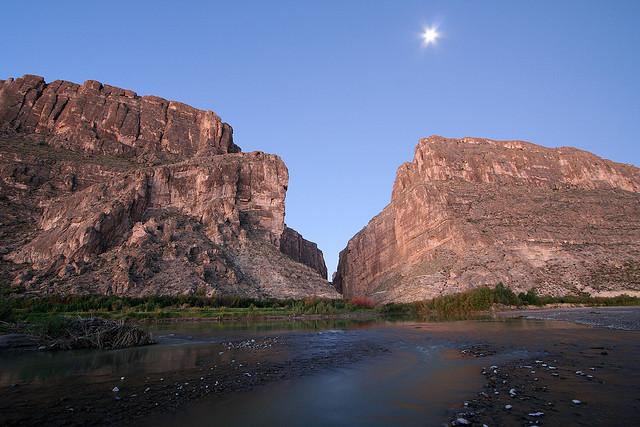 santa elena canyon, big bend national park, big bend, texas
