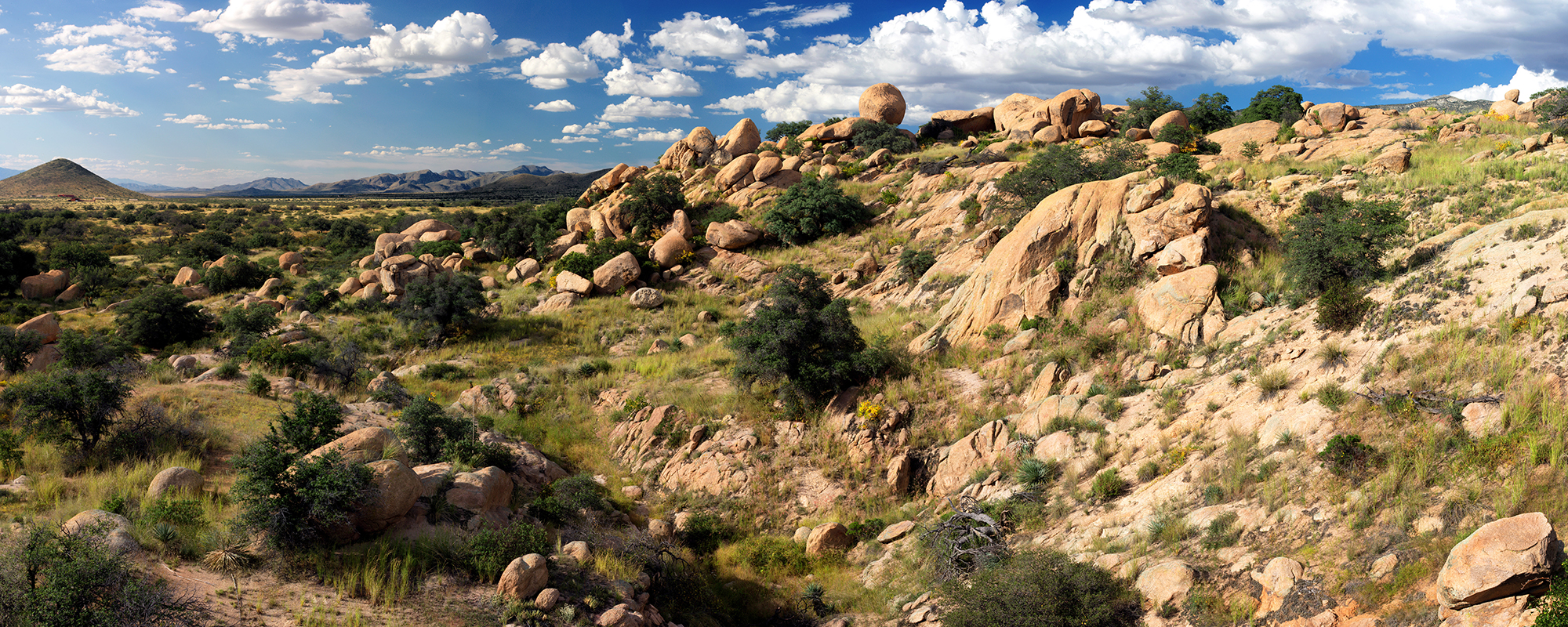 coronado national forest, arizona, council rocks