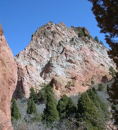 garden of the gods, garden of the gods park, colorado springs, colorado