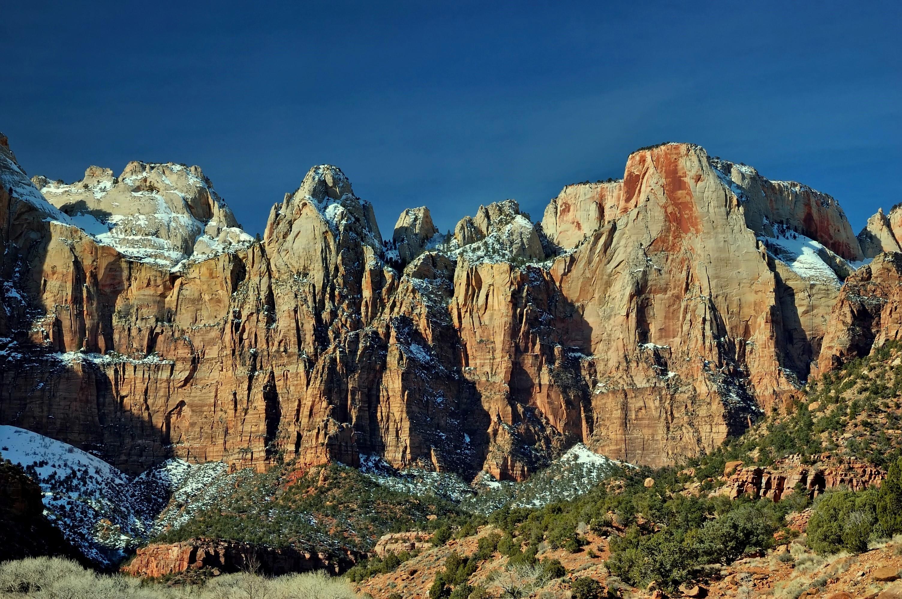 Zion National Park, Zion, Utah