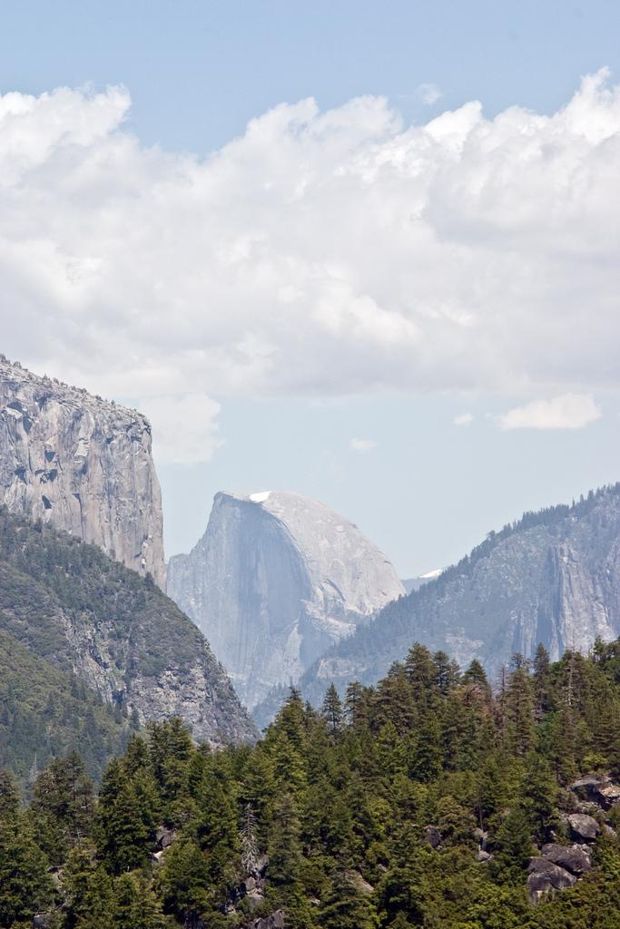 yosemite national park, yosemite, california, half dome